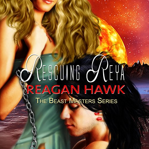 Rescuing Reya audiobook cover art