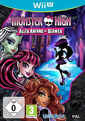Monster High - Aller Anfang ist schwer - [Nintendo Wii U]