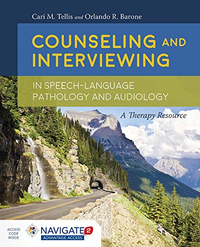 Compare Textbook Prices for Counseling and Interviewing in Speech-Language Pathology and Audiology Pap/Psc Edition ISBN 9781284074987 by Tellis, Cari M.,Barone, Orlando R.