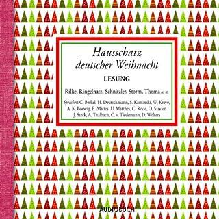 Hausschatz deutscher Weihnacht Titelbild
