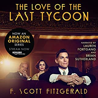 The Love of the Last Tycoon cover art