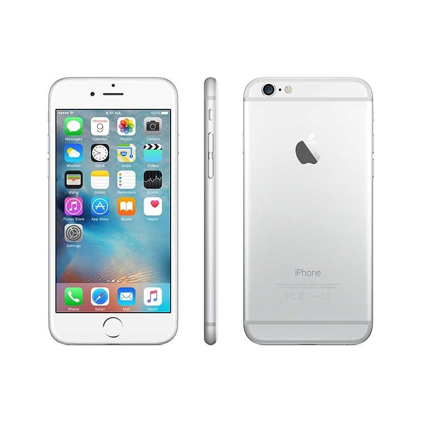 APPLE iPhone 6S UNLOCKED - 16GB, Silver (Renewed)