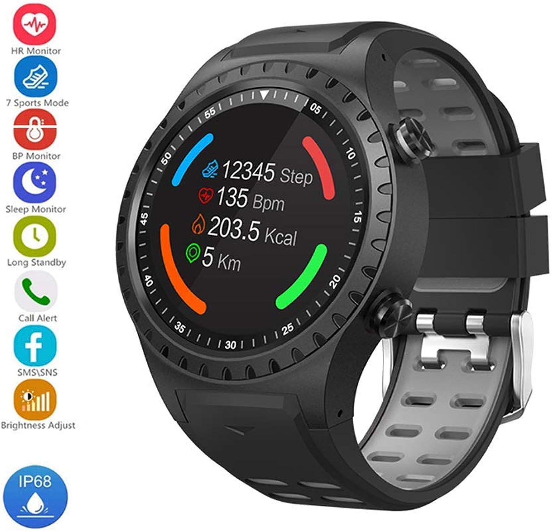 Waterproof Sports Smart Watch Watch Watch Plug-in Card GPS