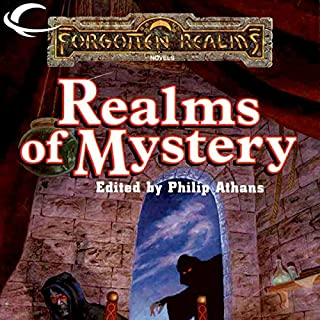 Realms of Mystery audiobook cover art