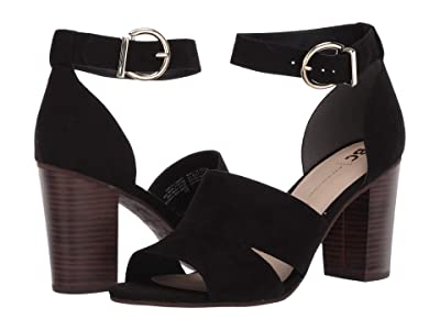 Seychelles BC Footwear by Seychelles Empowering (Black V Suede) Women