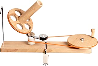 Knit Pro Winding & Dispensing Accessories Natural Ball Winder, Wood, Multi-Colour, 30 x 35 x 30 cm