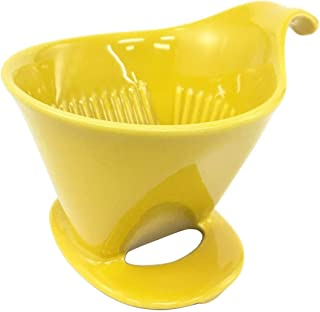 Bee House Ceramic Coffee Dripper - Drip Cone Brewer