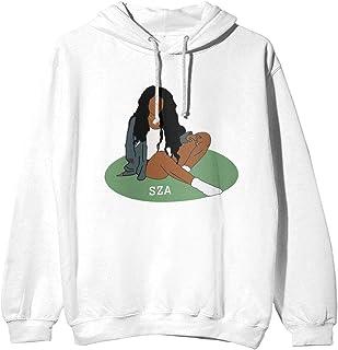 Silence SZA - Ctrl Teenager Skin-Friendly Sweatshirts White
