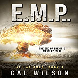 E.M.P.: The End of the Grid as We Know It cover art