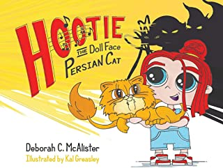 Hootie the Doll Face Persian Cat