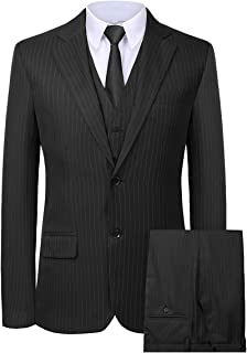 mens big and tall three piece suits