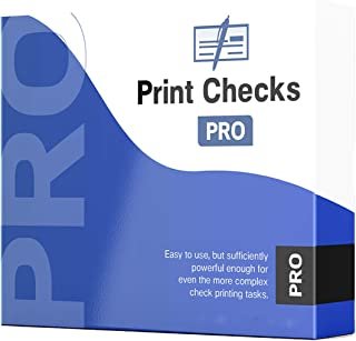 Print Checks Pro - Check Printing Software for Windows Complete Kit