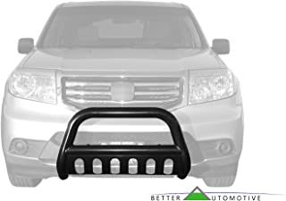 BETTER AUTOMOTIVE Compatible with 1994-2001 Dodge RAM 1500 (Excl. 99-01 Sport Models)/1994-2002 Dodge RAM 2500/3500 (Excl....