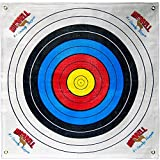 Morrell NASP 80cm Polypropylene Target Face 80cm, White, UNT (57543)