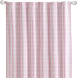 Best pink and white gingham curtains Reviews