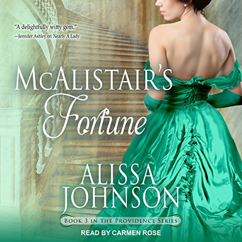 McAlistair's Fortune audiobook cover art