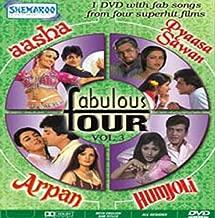 Fabulous four vol 3-Aasha,Pyaasa sawan, Arpan, Humjoli indian/bollywood movie/hit songs/collection of songs,romantic,emotional songs