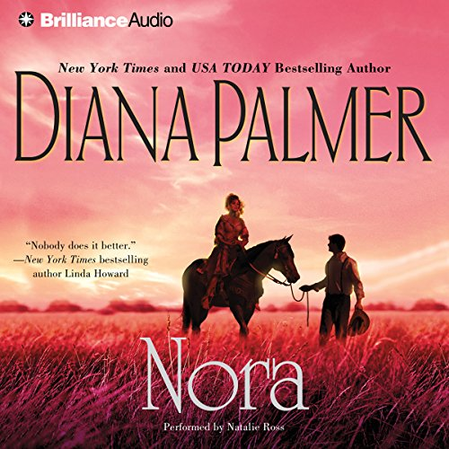 Nora audiobook cover art