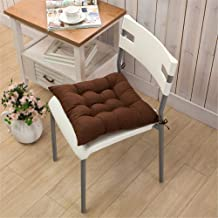YLLN 2 Set Seat Cushion - Garden Chair Pad - Dining/Bench Chair Cushion - Indoor and Outdoor Thick & Soft,40 * 40cm/15.7 *...