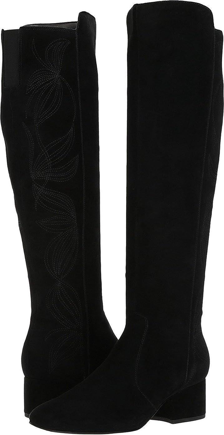 泥棒クライストチャーチ批評Marc Fisher Womens Tawanna Almond Toe Fashion Boots, Black, Size 5.5