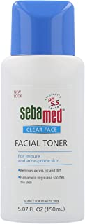 Sebamed Clear Face Deep Cleansing Facial Toner pH 5.5 for Acne Prone Skin Deep Cleans Pores and Moisturizes Removes Excess...