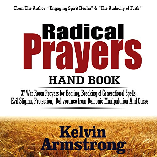 Radical Prayers Handbook audiobook cover art