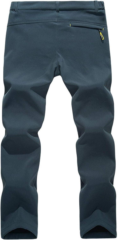 Libertepe Pantalon de Sport Cyclisme Doublure Polaire avec Poches /Épais pour Homme Femme Ski en Plein Air