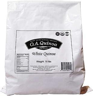 OA QUINOA | ORGANIC ROYAL QUINOA (White, 10 Lb)