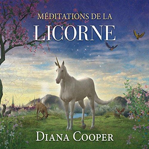 Couverture de Méditations de la licorne