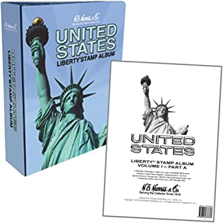 us stamp album