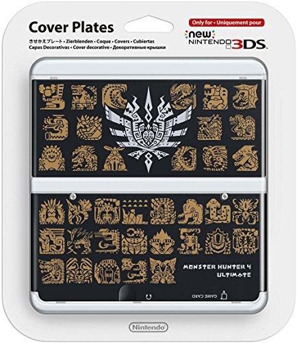 Nintendo New 3DS Cover MH4U black