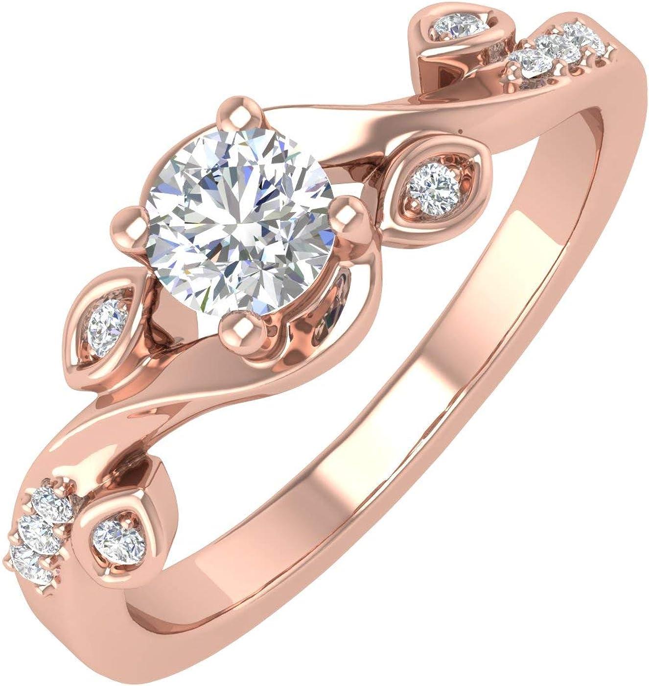 5k Diamond Wedding Ring