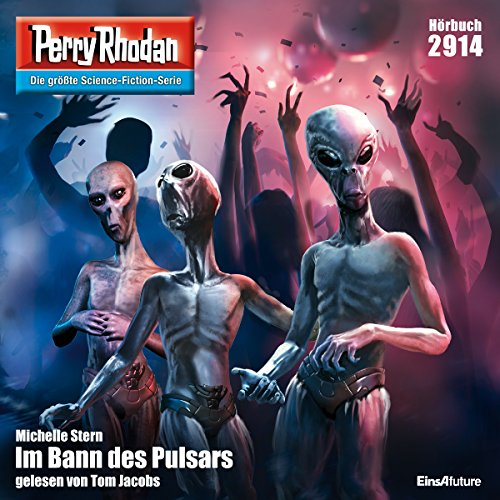 Im Bann des Pulsars audiobook cover art