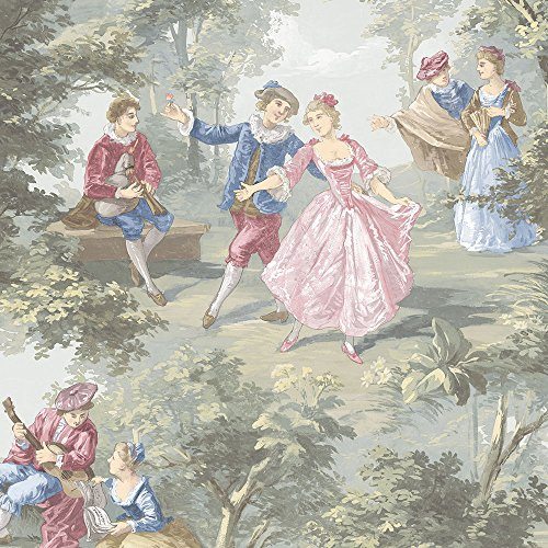 Norwall GC29834 Spring Time in Paris Wallpaper