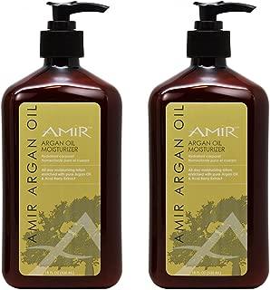 Amir Argan Oil Moisturizer 18oz