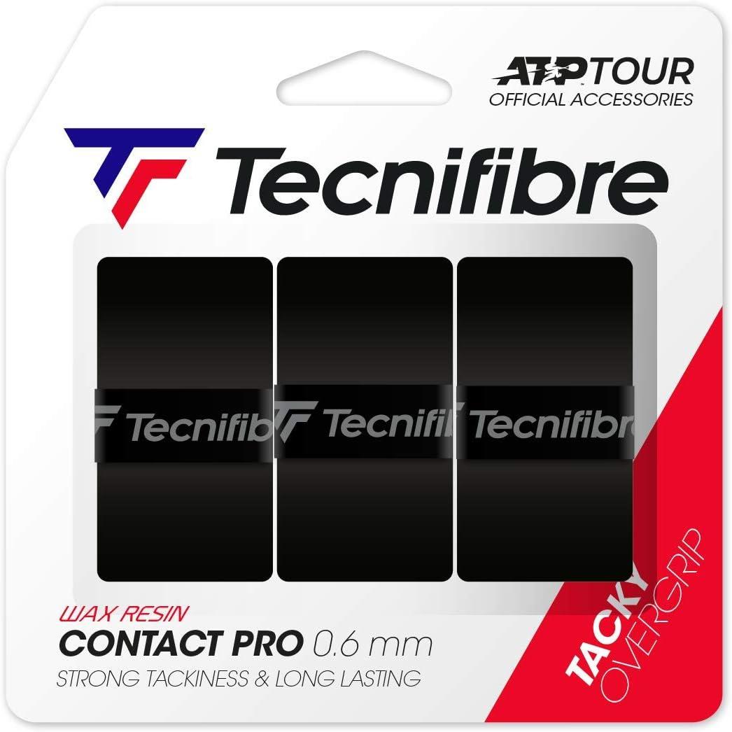 Tecnifibre Pro-Contact ATP Grips para Raquetas, 3 Unidades
