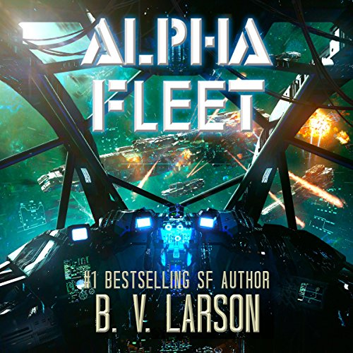 Alpha Fleet cover art