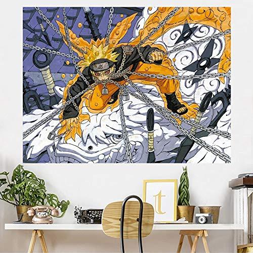 mmzki Japanische bar Studio schlafsaal Schlafzimmer Wohnzimmer Hintergrund dekorative gewebe H 150 * 110 cm