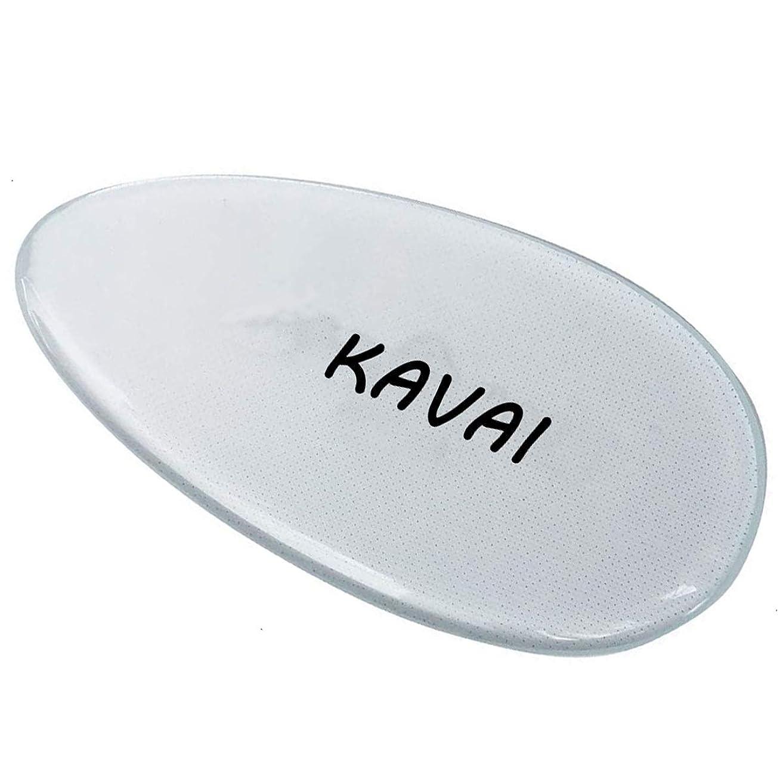 スチュワーデス豊富にほとんどないKavai かかと削り, かかと 角質取り ガラス, ガラス製かかとやすり 足 かかと削り かかと削り かかと磨き ガラス製 爪やすり (かかと削り)