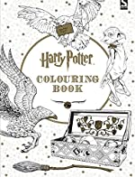 Harry Potter Colouring Book (ANGLAIS) de Warner Brothers