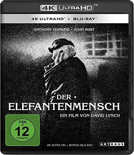 Der Elefantenmensch (4K Ultra HD + Bonus-Blu-ray)