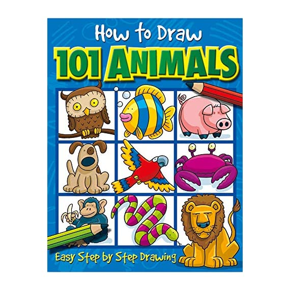 How-to-Draw-101-Animals