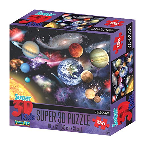 DAM- Howard Robinson Puzzles 3D, Multicolor (HR10807)