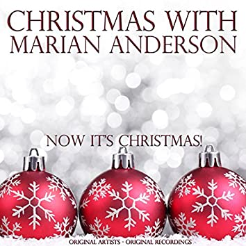 Christmas With: Marian Anderson