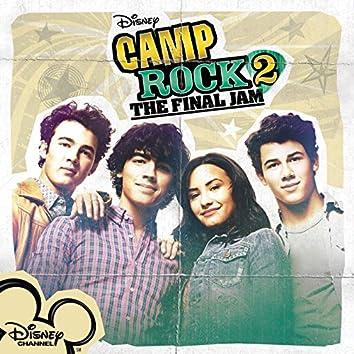 Camp Rock 2: The Final Jam (Original TV Movie Soundtrack)