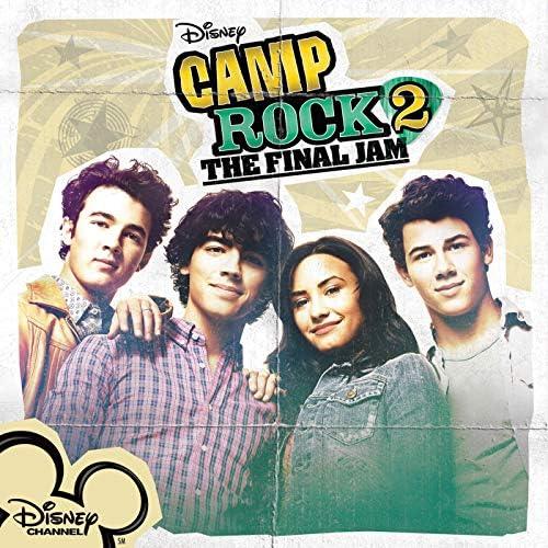 Cast of Camp Rock 2
