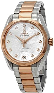omega aqua terra women's watch