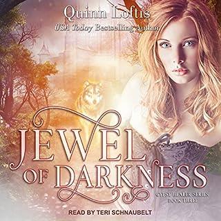 Jewel of Darkness audiobook cover art