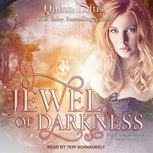 Jewel of Darkness audiobook cover art