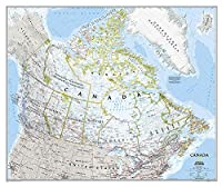 Canada Classic (National Geographic Reference Map)